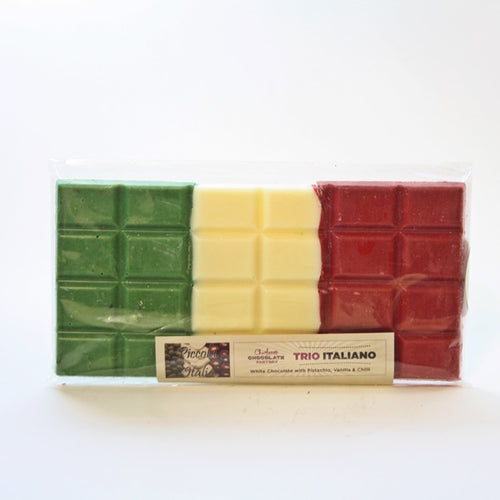PI White Chocolate Bar
