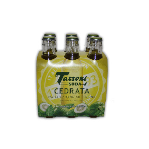 Cedrata (Natural Citrus Lemon Drink)