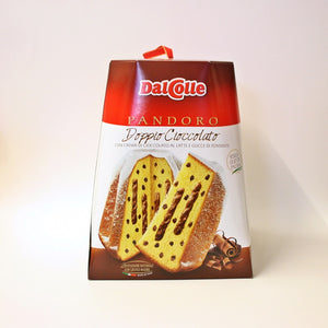 DalColle - Double Chocolate Pandoro