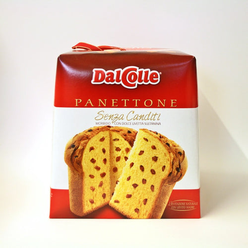DalColle - Panettone (Without Candied Fruit)