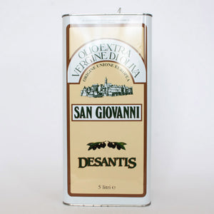 Desantis - Xtra Virgin Oil 5ltr