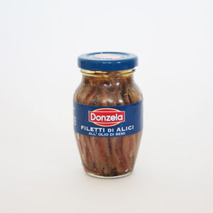 Donzela - Alici Fillets (Anchovies) 160g