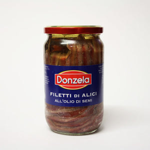 Donzela - Anchovies 720g