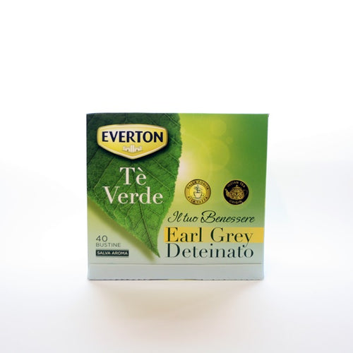 Everton - Green Tea Earl Grey