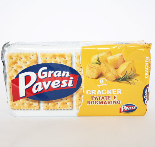Gran Pavesi - Potato & Rosemary