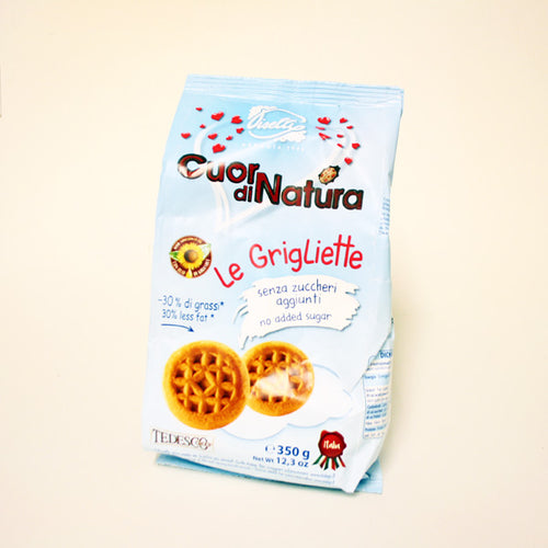 Piselli - Grigliette Biscuits (No Added Sugar)