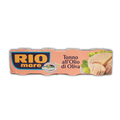 Rio Mare - Tuna in Olive Oil 4 x 80g