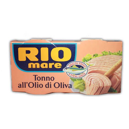 Rio Mare - Tuna in Olive Oil 2 x 160g