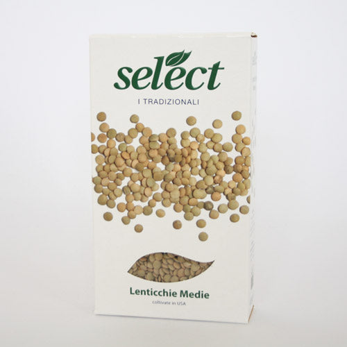 Select - Dried Lentils 400g