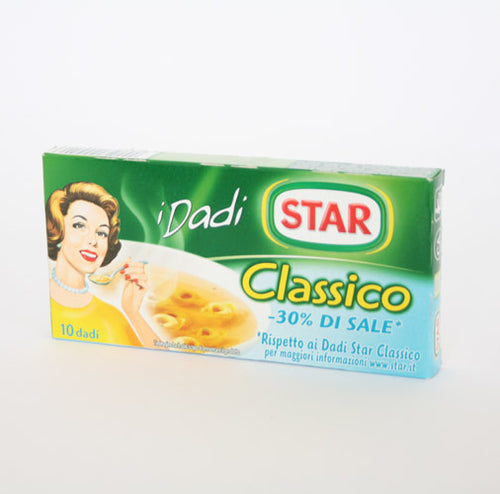 Star - Classico (Beef) Stock Cubes