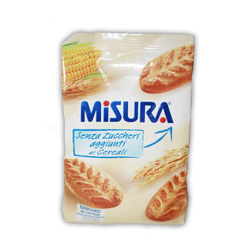 Misura - Sugar Free Cereal Biscuits