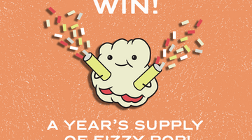 Win A Year's Supply of Fizzy Pop!