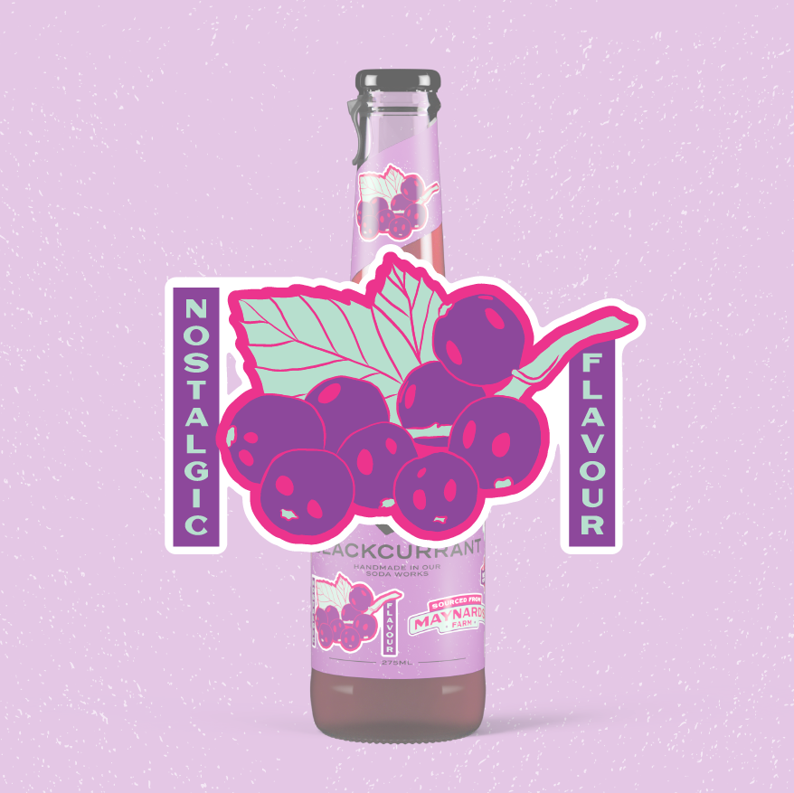 Blackcurrant Soda