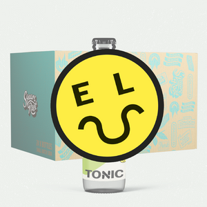 Case of Square Root x ELLC East London Tonic