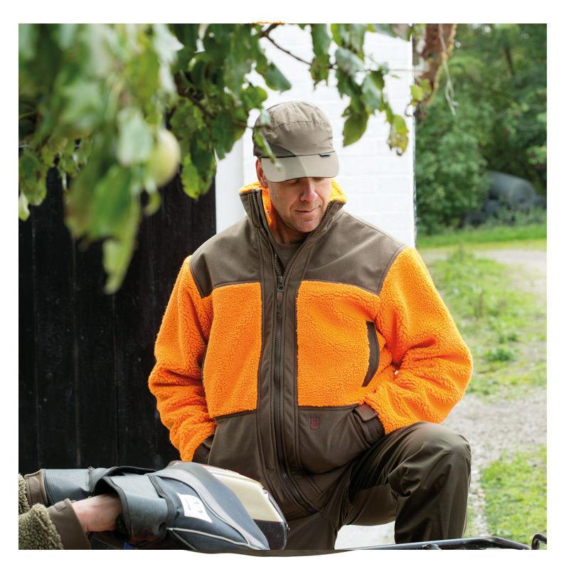 Deerhunter Retrieve Fibre Pile Jacket - reid outdoors