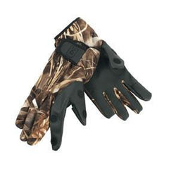 Deerhunter Cheaha Gloves DH 30R Realtree Max-4 - reid outdoors
