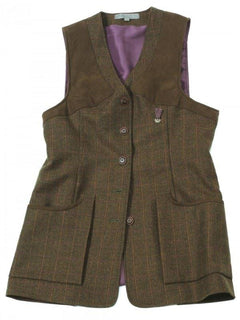 Laksen Oxford Ladies Shooting Vest