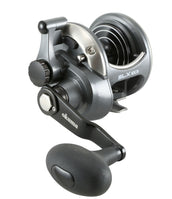 Okuma Andros A-16- 2 Speed 6+1bb Silver/Black Saltwater Reel