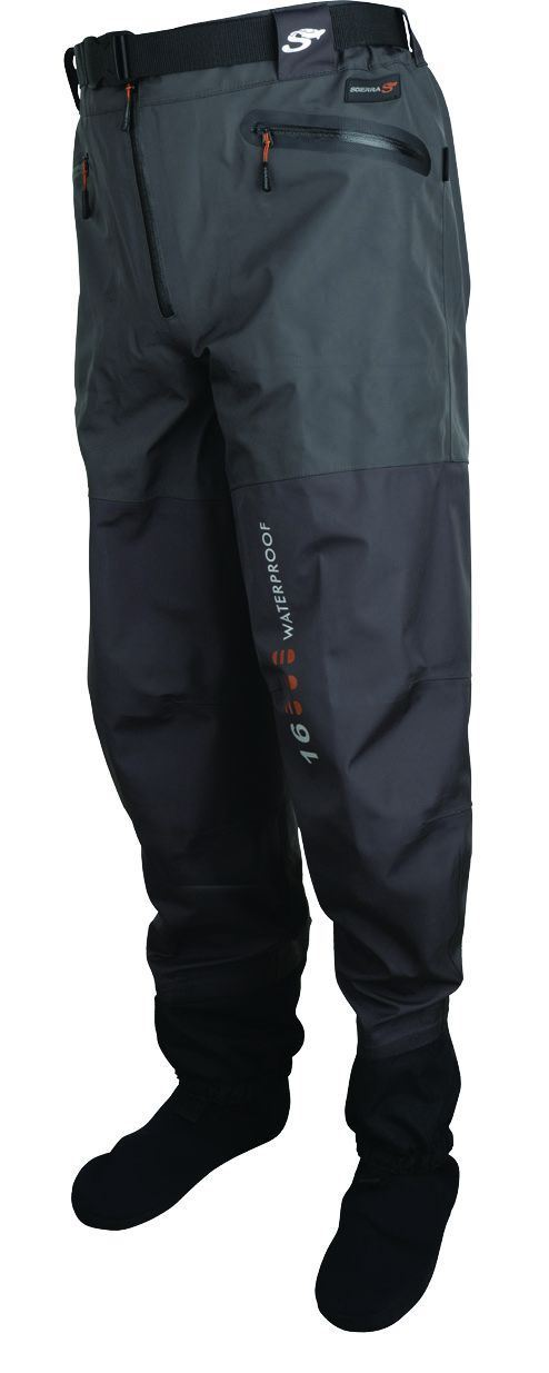 Scierra X-16000 Waist Wader Stocking Foot XXL - reid outdoors