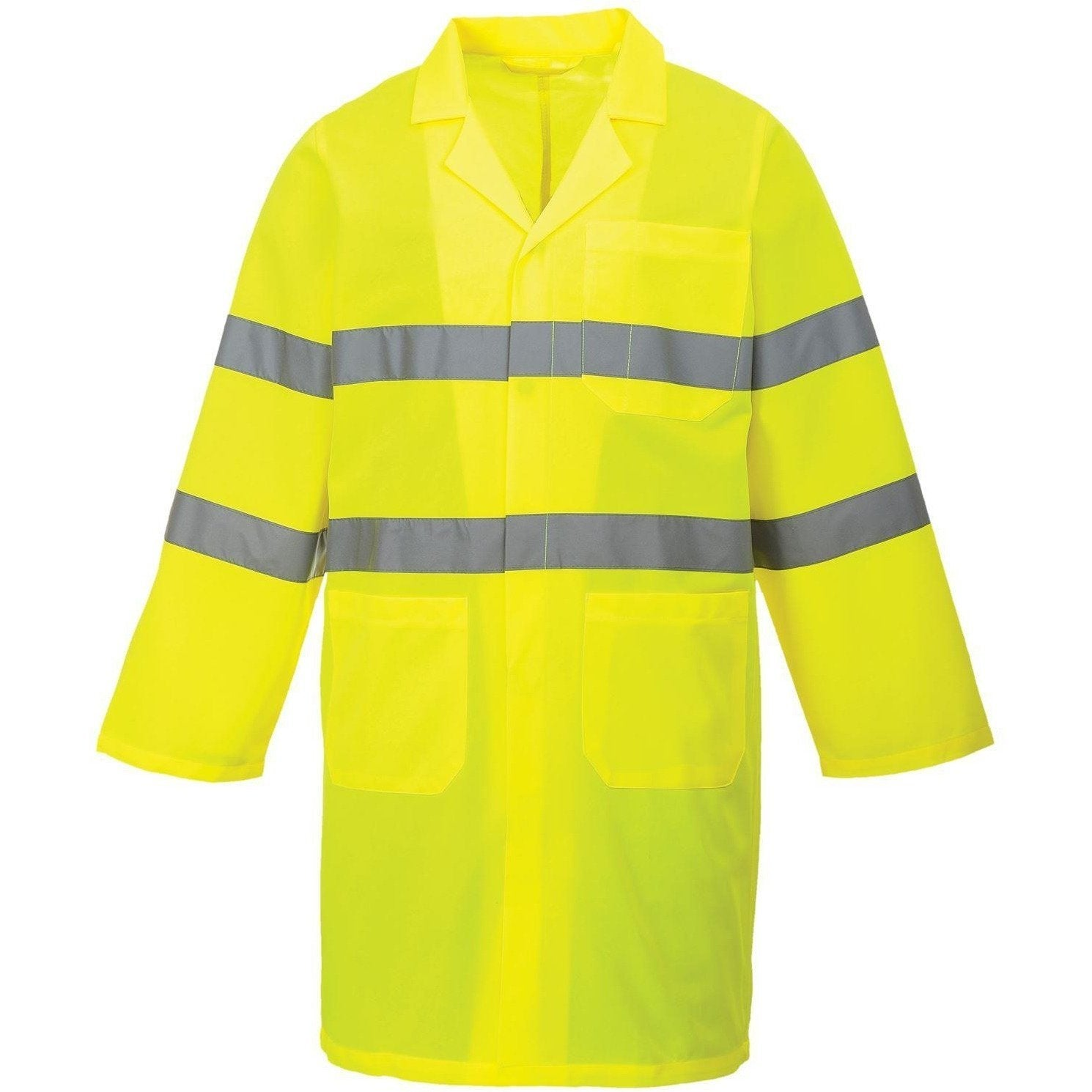 Portwest Hi-Vis Coat C052 - reid outdoors