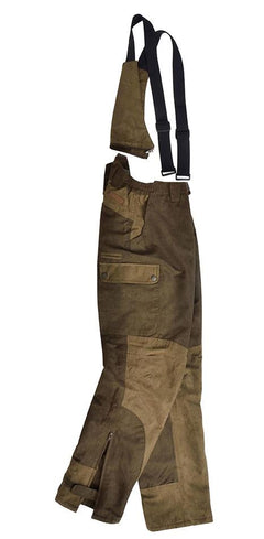 Percussion Grand Nord Trousers/ Dungarees - reid outdoors