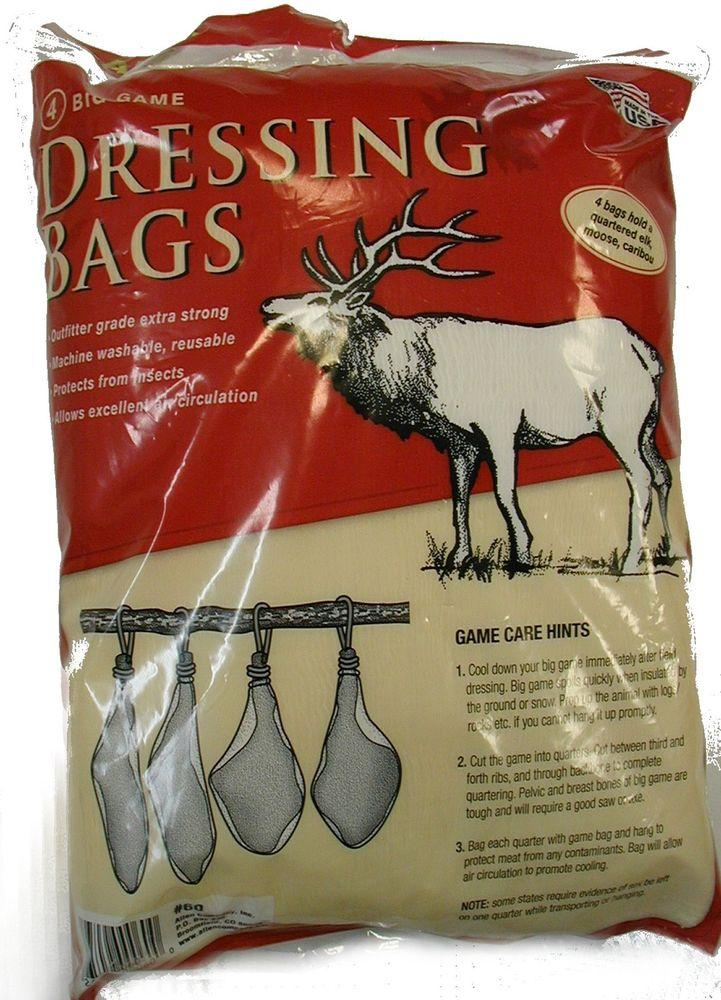 Allen Company - Big Game Quartering Bag, 4-pk. - reid outdoors