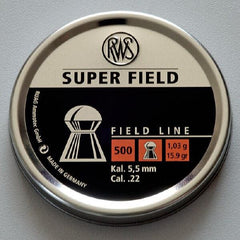 RWS Superfield .22 Pellets 5.52mm
