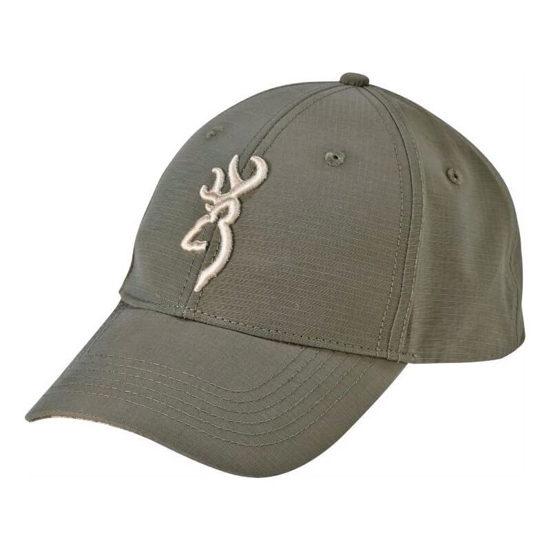 Browning Over Under Cap Olive One Size