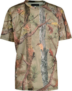 Percussion-GhostCamo Forest T-Shirt - reid outdoors