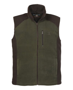 Percussion Fleece Gabion Gilet-Khaki - reid outdoors
