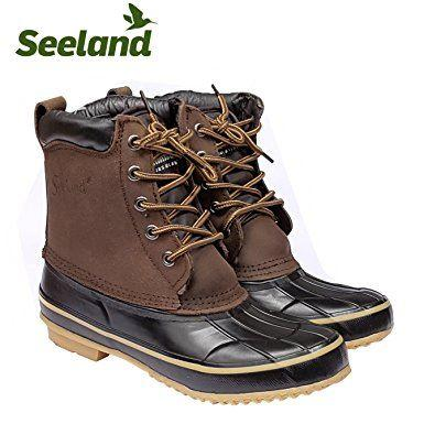 SEELAND CHESTER 7 INCH BOOTS - reid outdoors