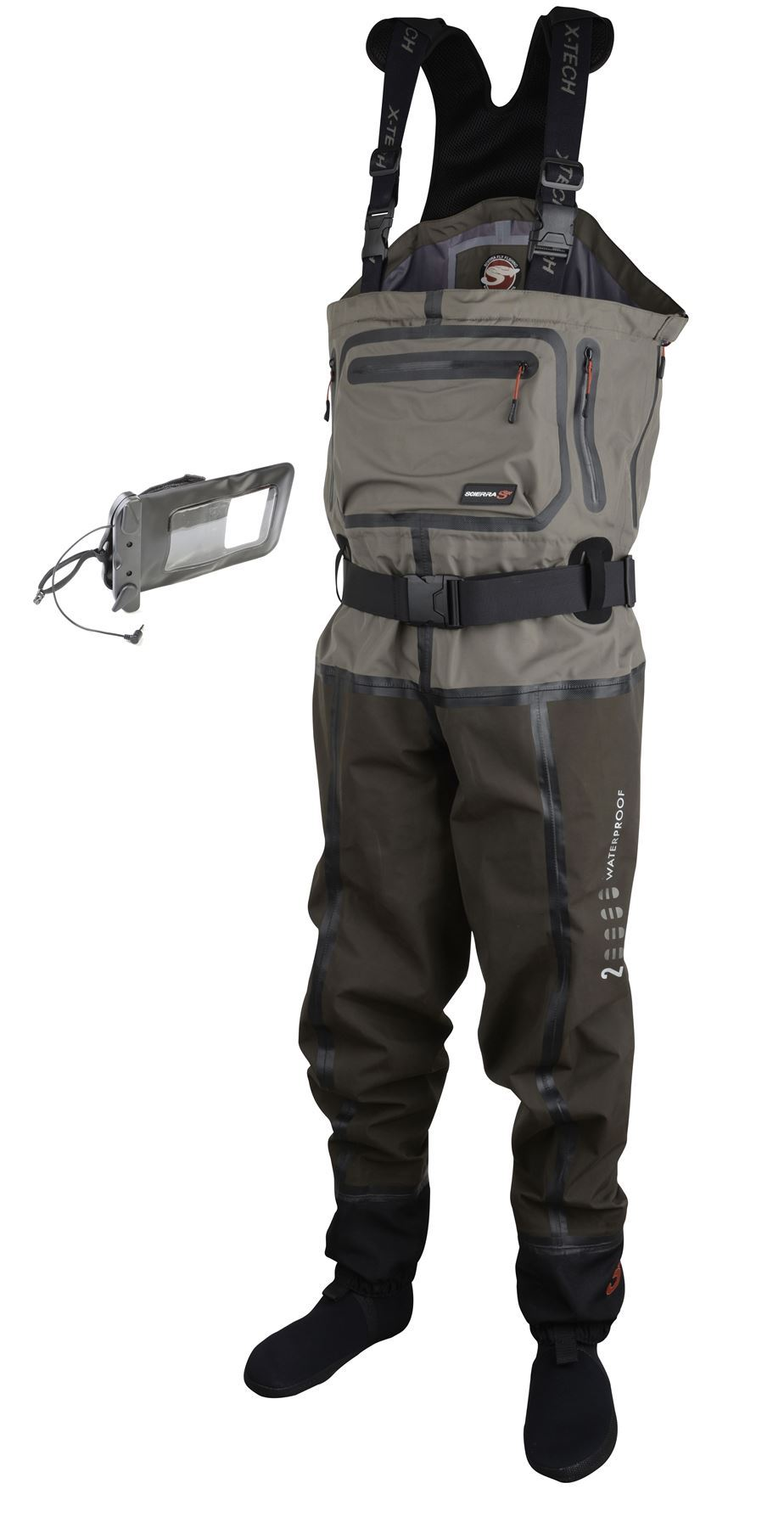 Scierra X-Tech 20000 Chest Wader - reid outdoors