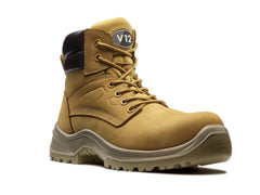 V12 Bobcat STS Honey S1P SRC Derby Boot
