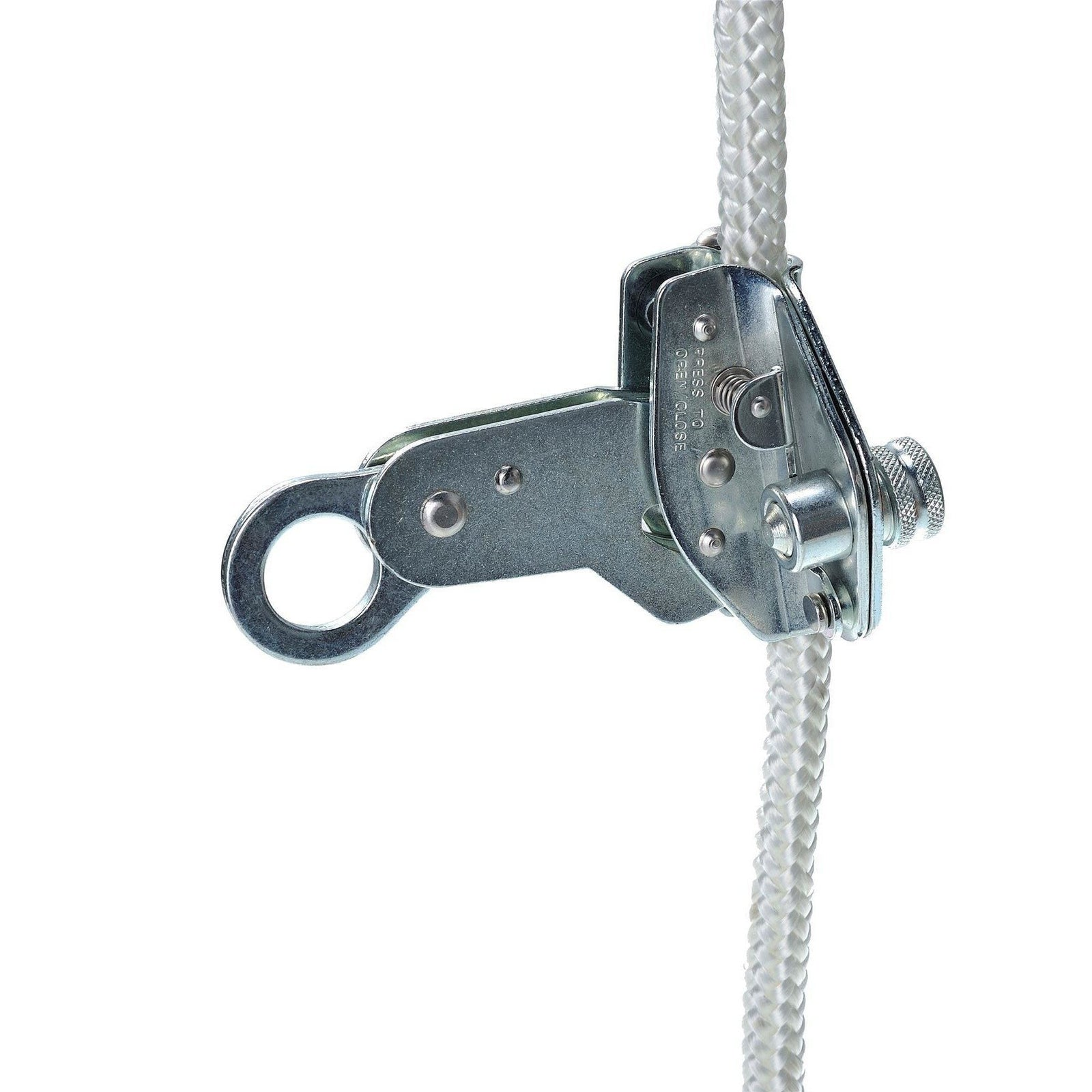 Portwest 12mm Detachable Rope Grab Silver One Size  FP36 - reid outdoors