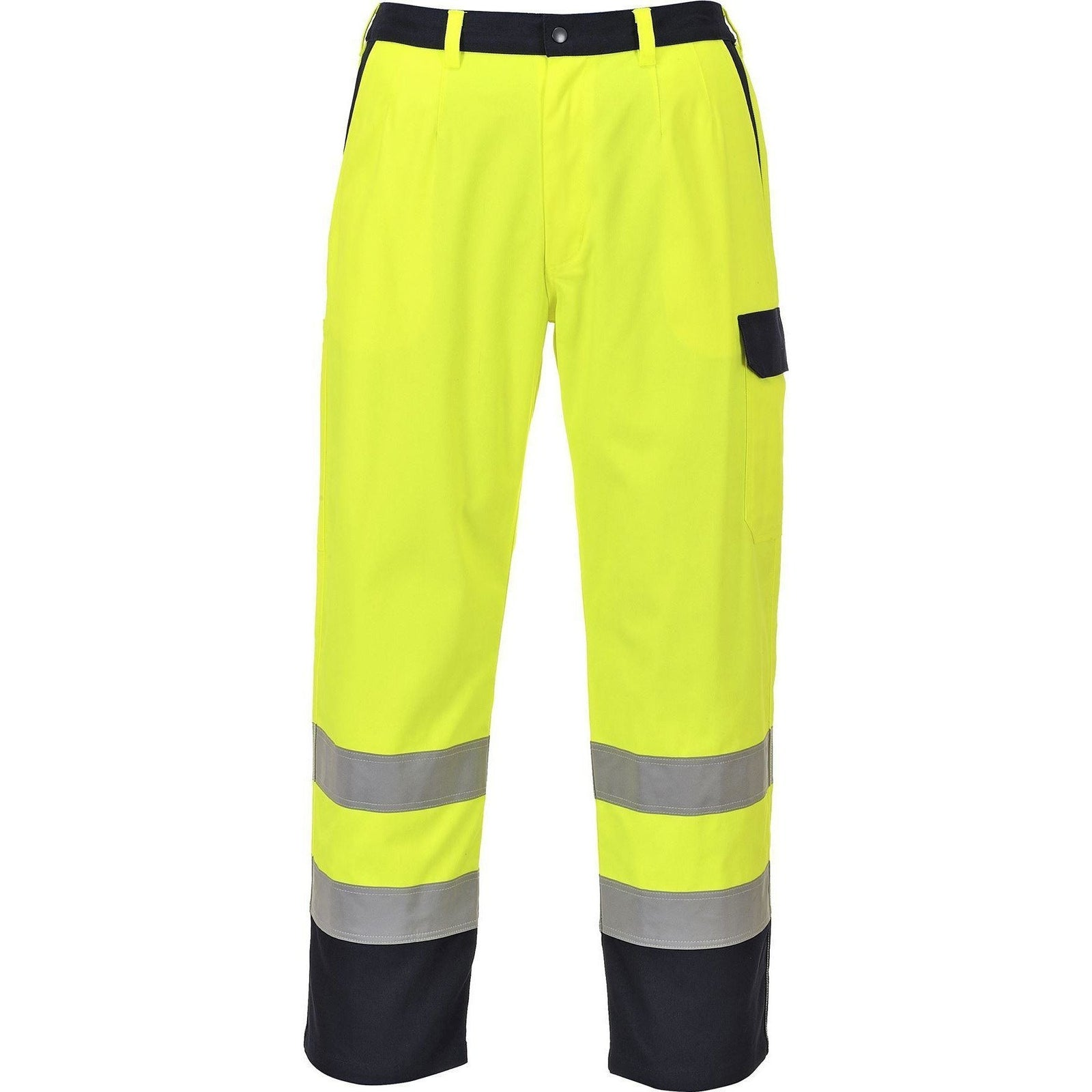 Portwest Hi Vis Bizflame Pro Trousers FR92 - reid outdoors