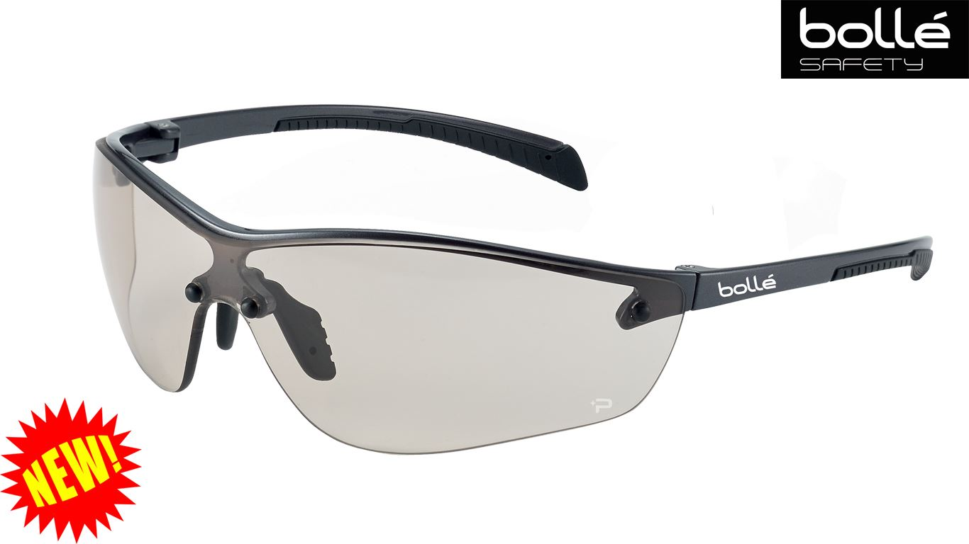 Bolle Silium Plus CSP Lens Safety Glasses