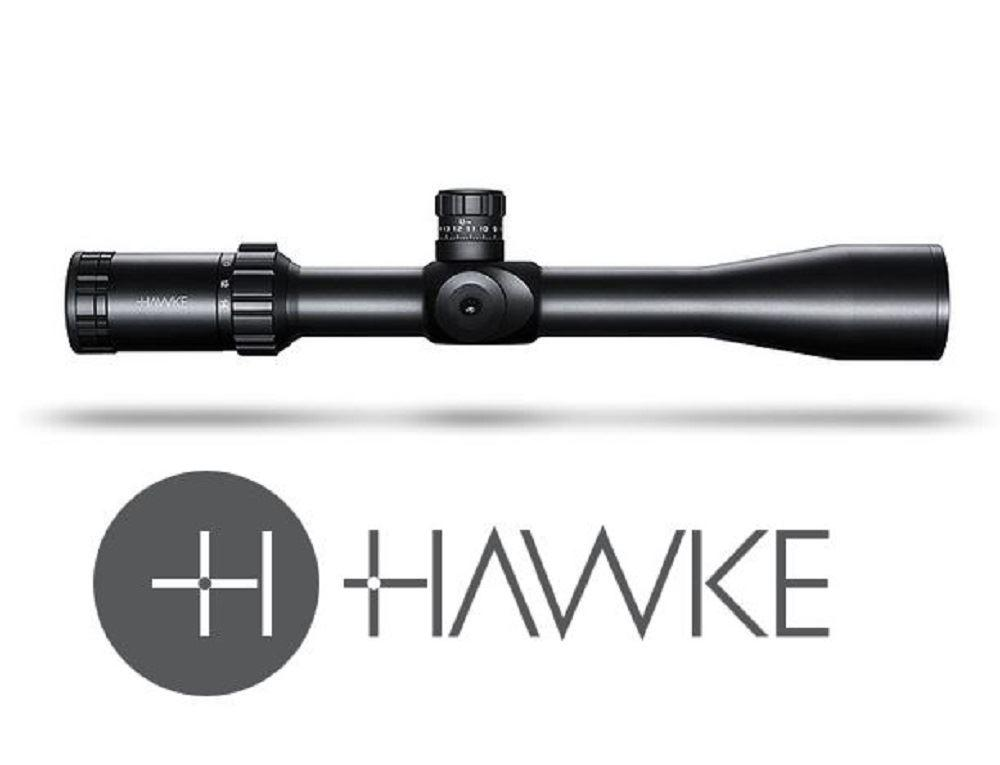 Hawke Sidewinder 4-16X50 10X 1/2 Mil Dot - reid outdoors