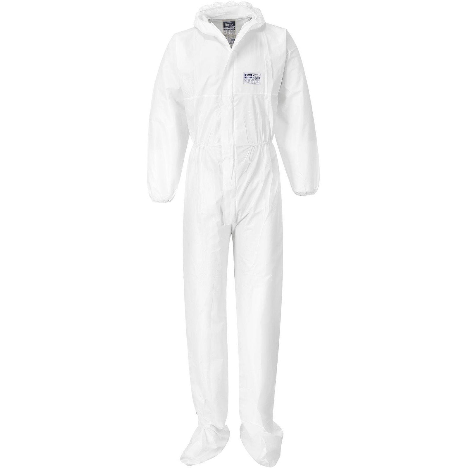 Portwest BizTex Microporous Coverall with Boot Covers Type 6/5 ST41 - reid outdoors