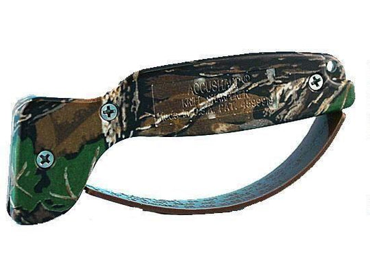 AccuSharp Camo Knife and Tool Sharpener 005C - reid outdoors