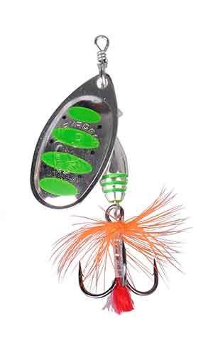 SAVAGE GEAR Rotex Spinner #2a 4g Lure - reid outdoors