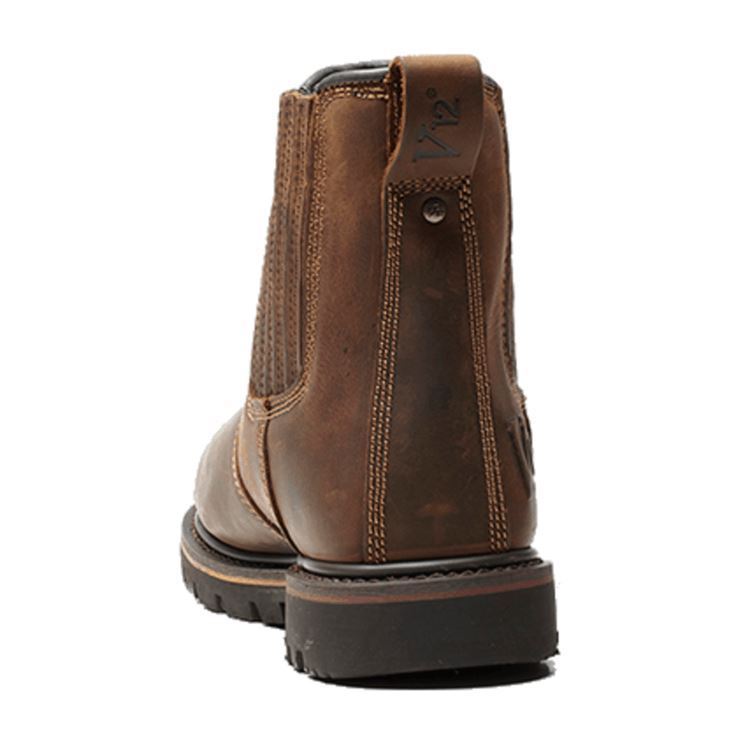 V12 Rancher Non-Safety Dealer Boot - Brown