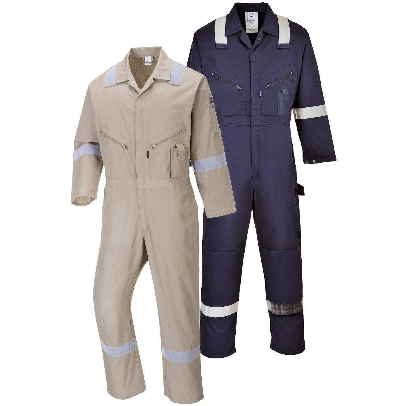 Portwest Iona Cotton Coverall C814 - reid outdoors