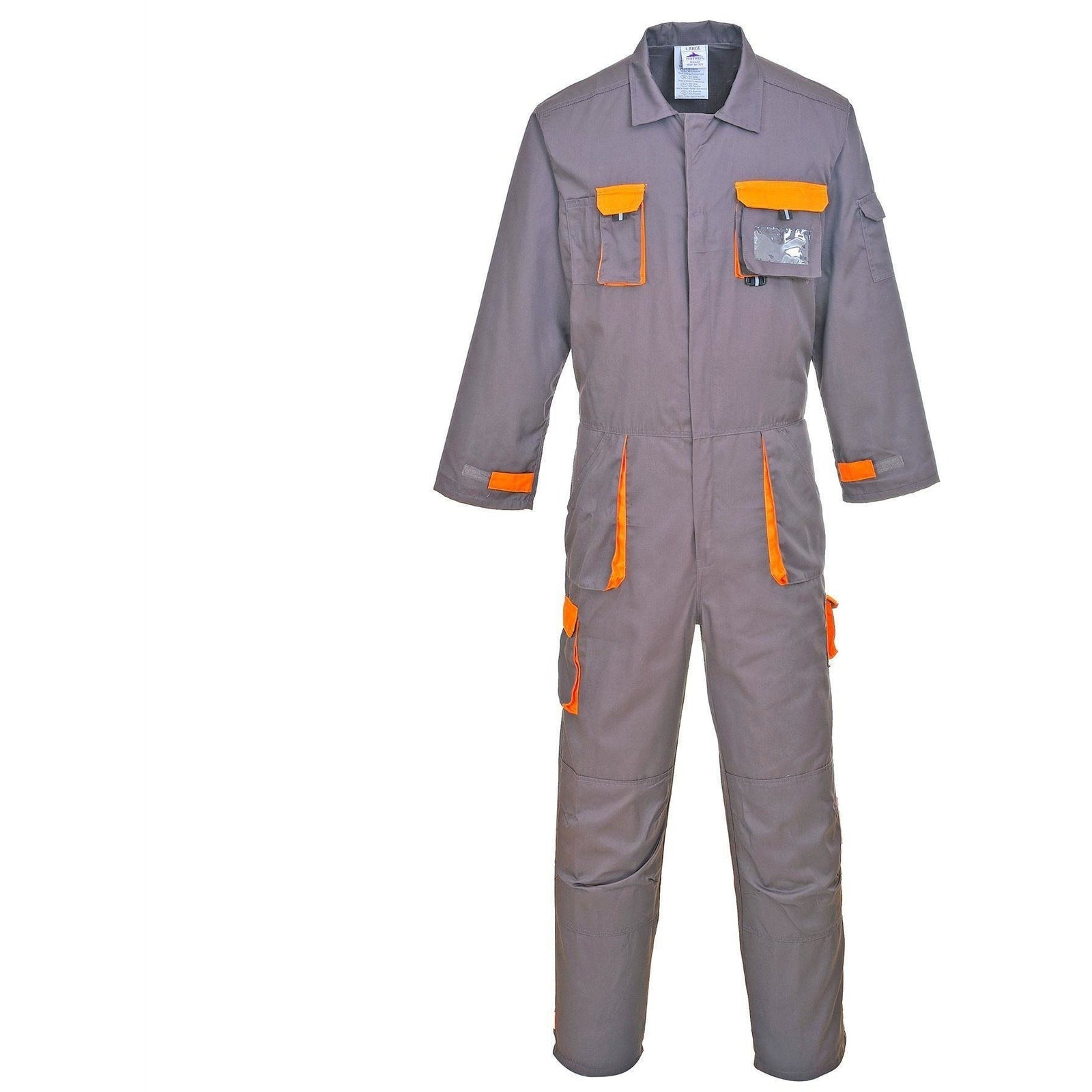 Portwest Portwest Texo Contrast Coverall TX15 - reid outdoors
