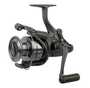 Okuma Longbow XT BF LBXT-655 5+1bb inc. Ex. Graphite spool Bait Feeder Reel - reid outdoors