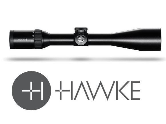 Hawke Endurance 30 WA SF 6-24 50 223/308 Rifle scope - reid outdoors