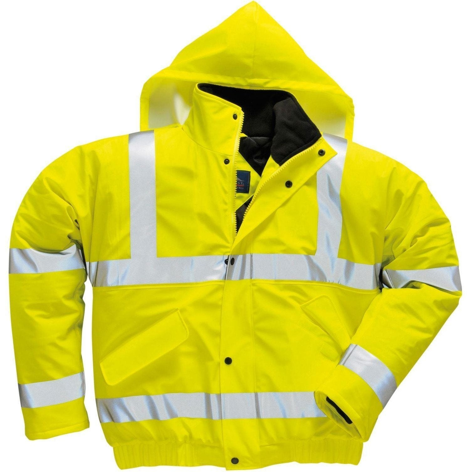 Portwest Sealtex Ultra Bomber Jacket (Yellow) S498 - reid outdoors