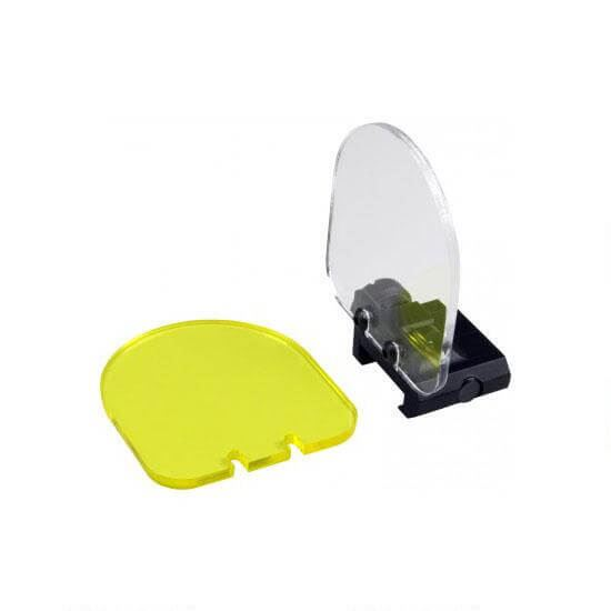 AIM Sports Clear/Yellow Optics Lens Protector MTSLP