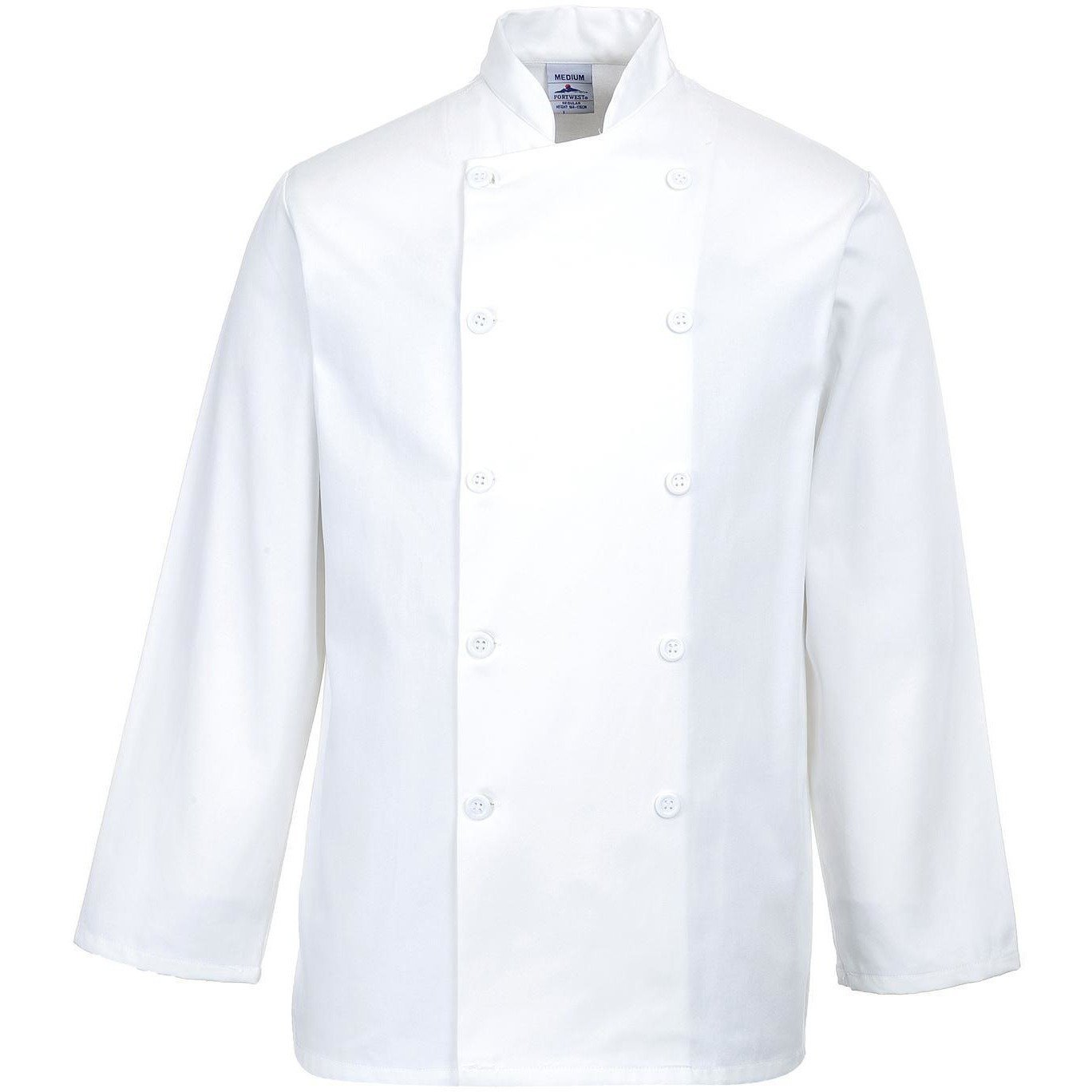 Portwest Sussex Chefs Jacket C836 - reid outdoors