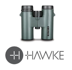 Hawke Frontier 10x32 Binocular - Green - reid outdoors