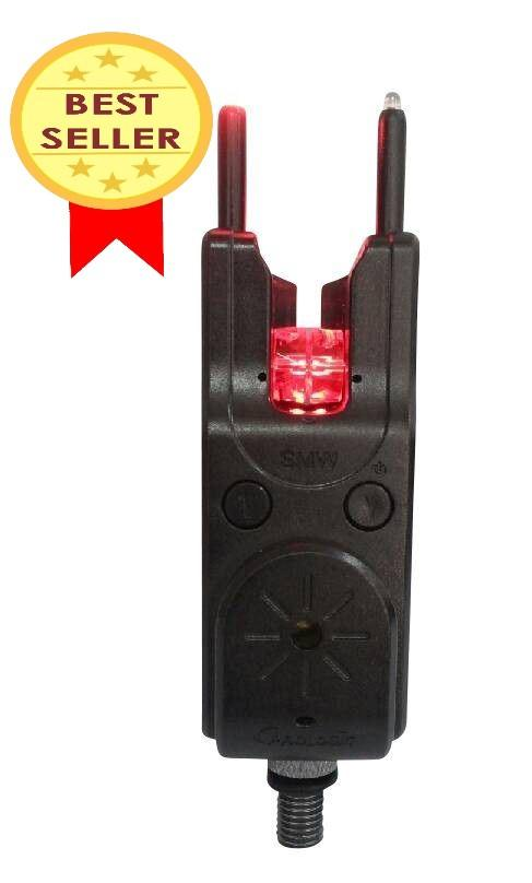 Prologic SMW Bite Alarm Red - reid outdoors
